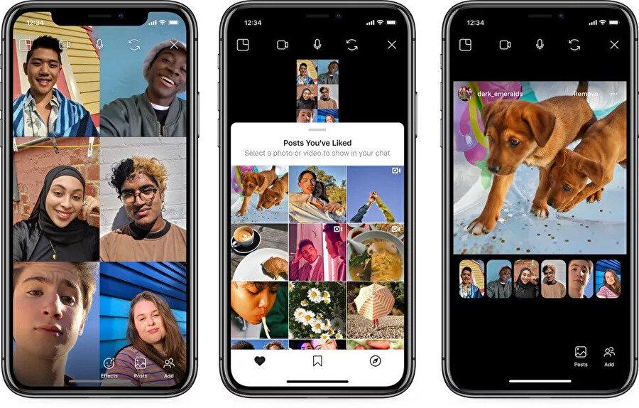 Instagram, Birlikte İzle özelliği sayesinde kullanıcılara üzerinde sohbet edecekleri ek şeyler sunmaya çalışıyor.