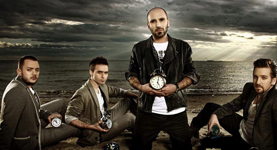 Ünlü rock grubu Gripin