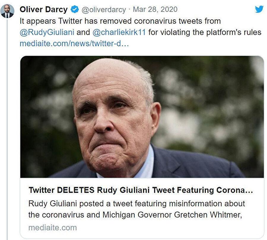 Twitter'ın bu kararı aslında dünya basınında da yer buldu.