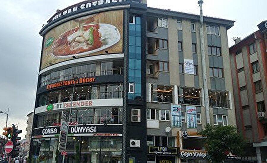 BT İskender, Sivas