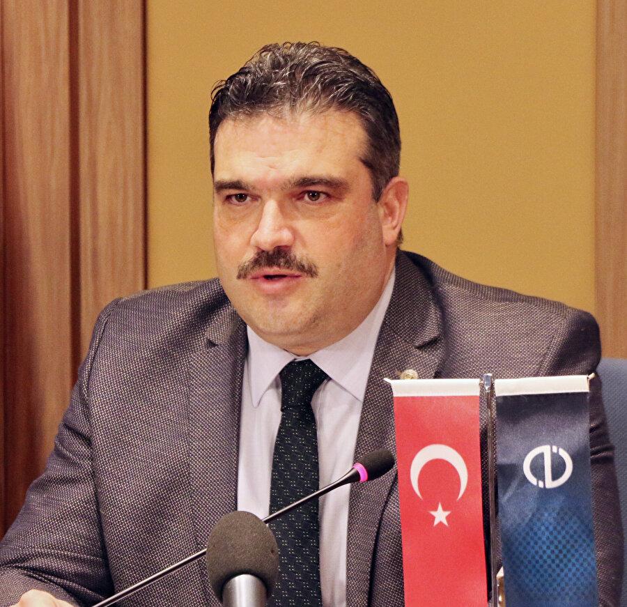 Anadolu Üniversitesi Rektörü Prof. Dr. Şafak Ertan Çomaklı