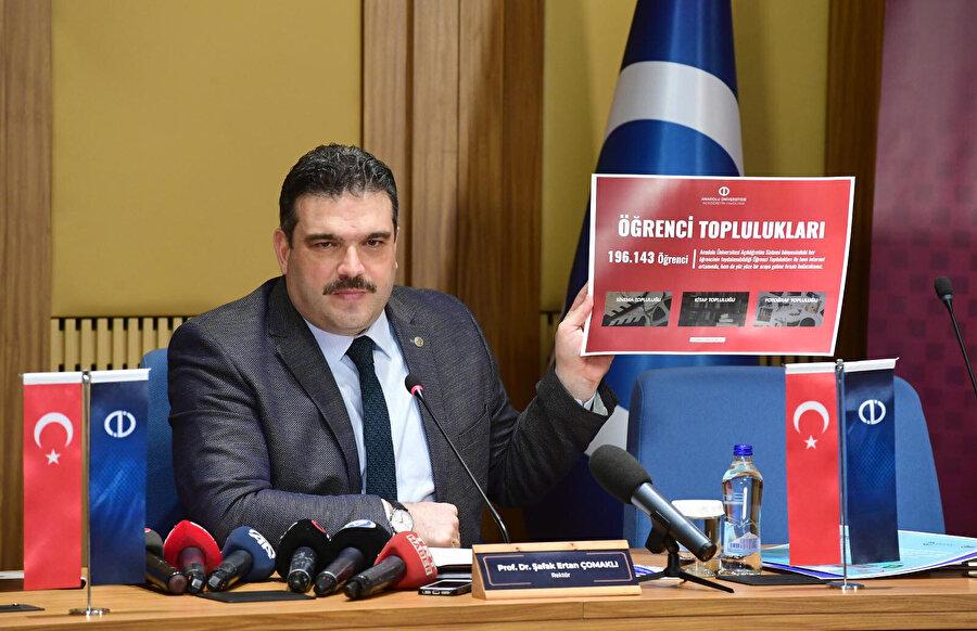 Prof. Dr. Şafak Ertan Çomaklı konuya ilişkin açıklamalarda bulundu.