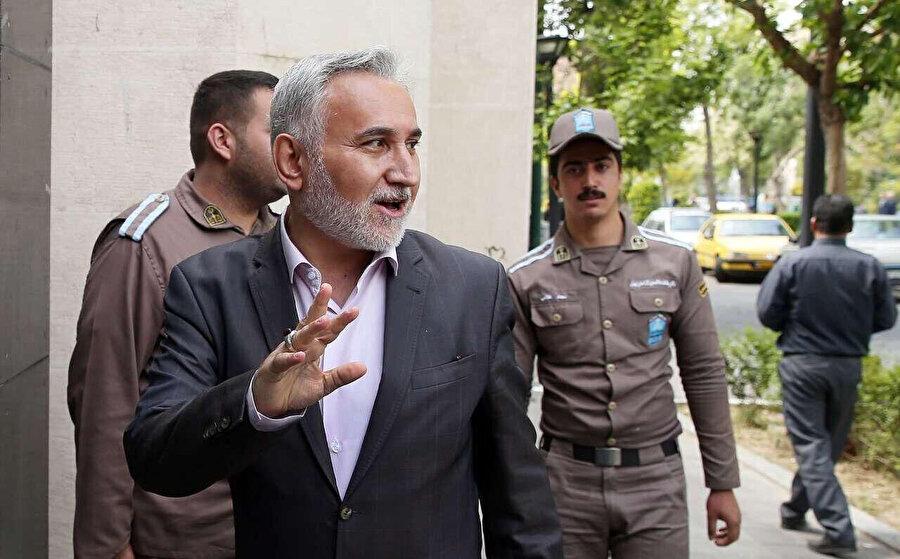 İran Parlamentosu eski Başkan Yardımcısı Muhammad-Reza Khatami.