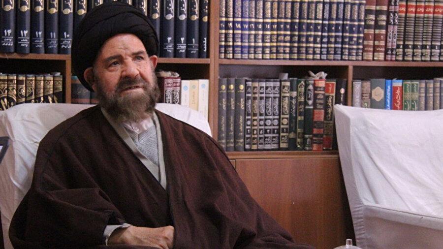 İran Uzmanlar Meclisi üyesi Haşim Bathaie Golpayegani.