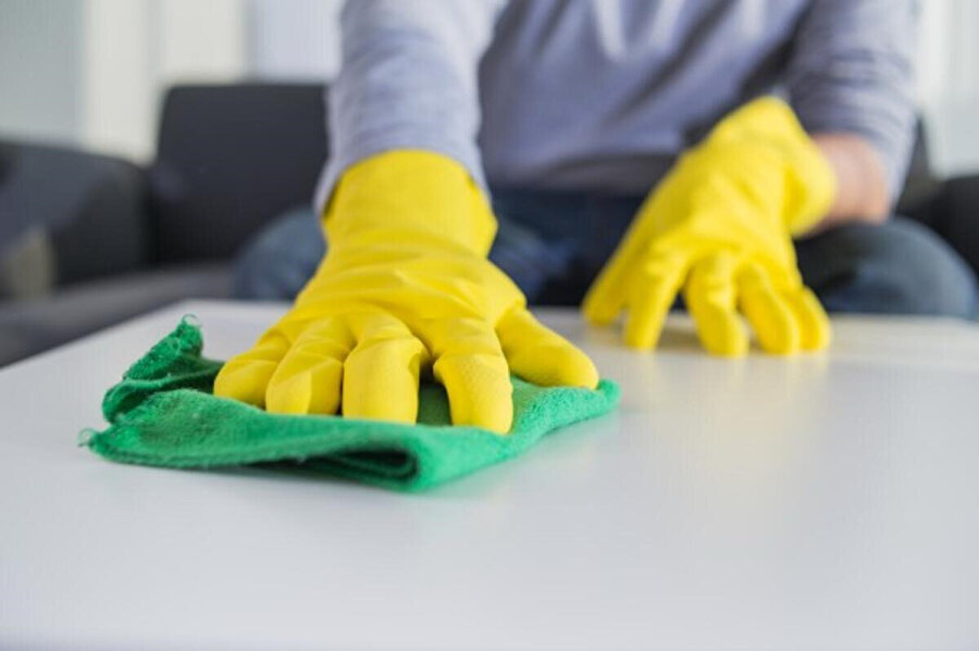 Bulaşma takıntıları, yıkama, temizleme veya sterilizasyon ihtiyacı, obsesif hastalarda çok yaygındır.