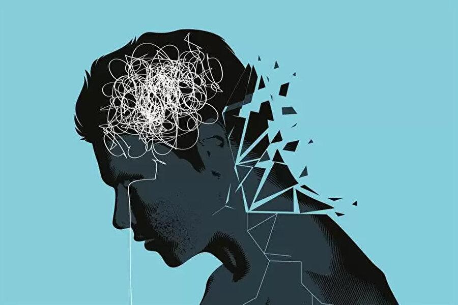 Depresyon, negatif hisleri taşıyan duygudurum halidir
