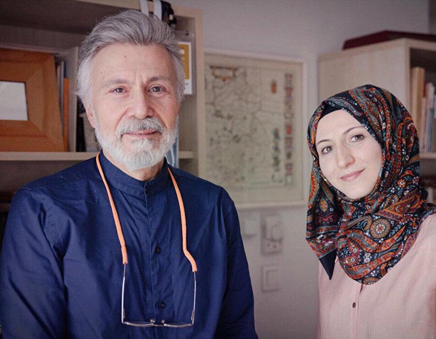 Mim Kemal Öke, Nuriye Çakmak Çelik'in sorularını yanıtladı.