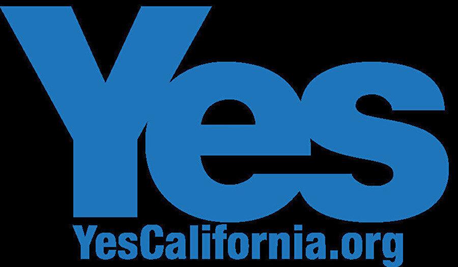 'Yes California' hareketini logosu
