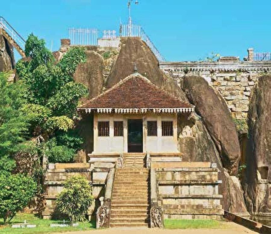 Anuradhapura Sri Lanka'nın antik dönemlerdeki başkenti.