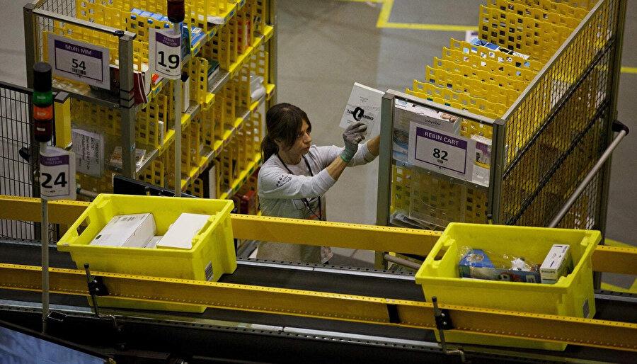 Amazon'un bu sağlık önlemlerinin daha çok depo çalışanlarına fayda sağlaması bekleniyor.