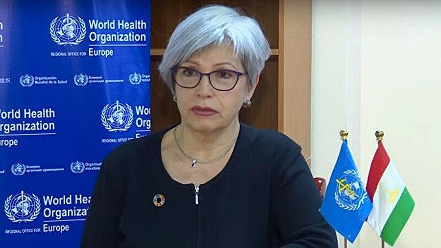 DSÖ Tacikistan temsilcisi Galina Perfileva tüm sonuçların negatif çıktığını teyit etti.