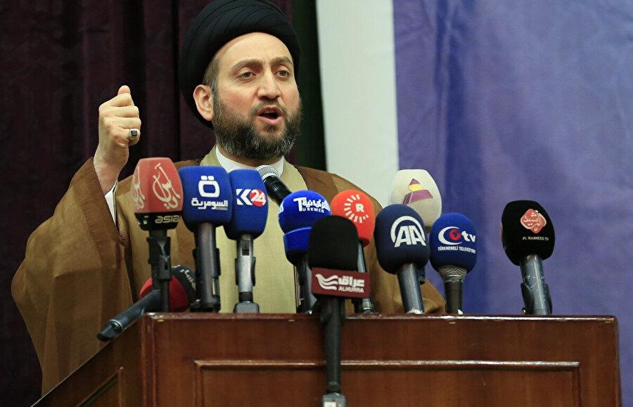 Ulusal Hikmet Akımı'nın lideri Ammar el-Hekim.