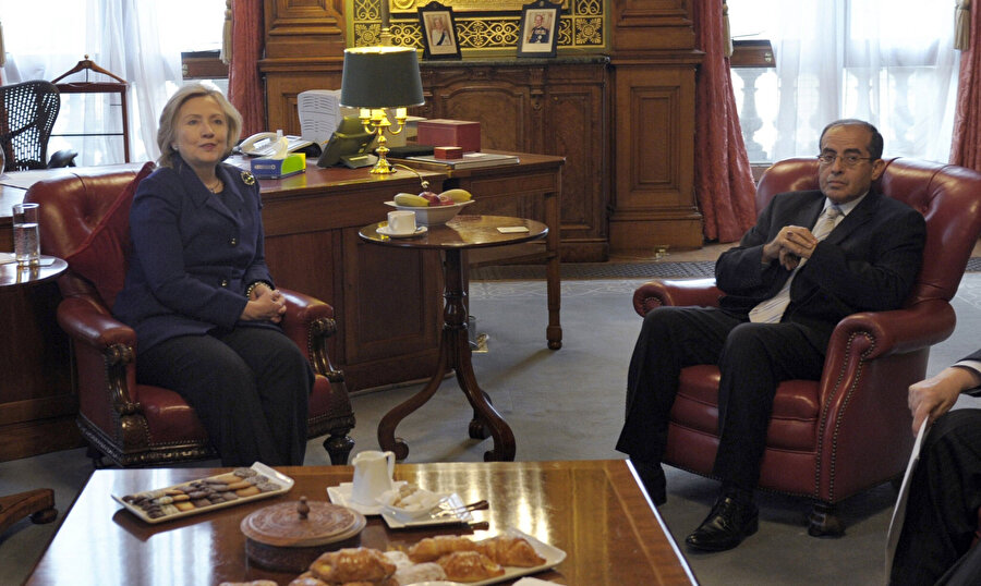 ABD, Cibril hükümetine yoğun destek vermişti.