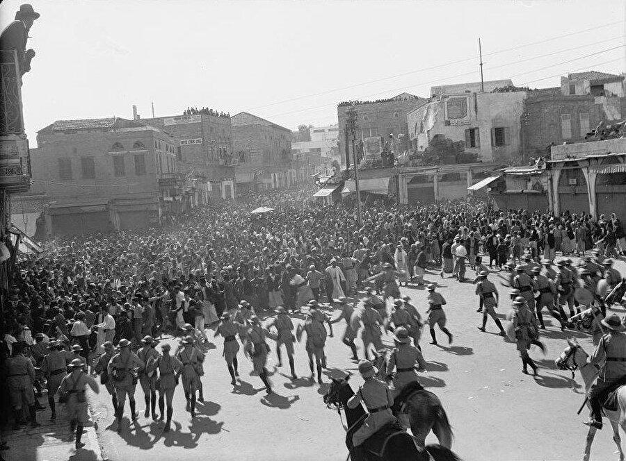 Yafa, 27 Ekim 1933.