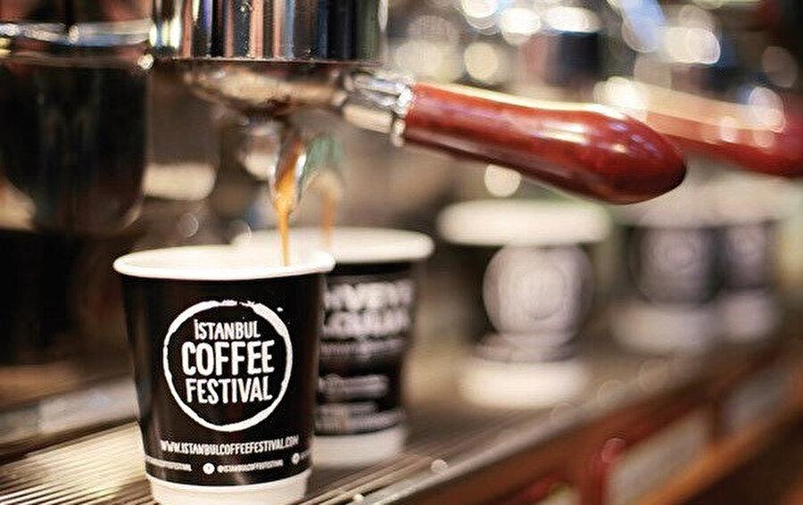 5 yaşına basan İstanbul Coffee Festival, Küçükçiftlik Park'ta kahve tutkunlarını buluşturacak.