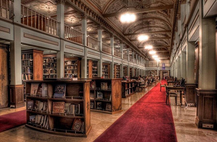 Günümüzde IRCICA kütüphanesi adıyla bilinen ve İslâm Tarih, Sanat ve Kültür Araştırma Merkezi olan, Yıldız Sarayı'da Seyir köşkü'nde bulunan kütüphane, IRCICA olarak faaliyetlerine 1980'de başlamıştır.
