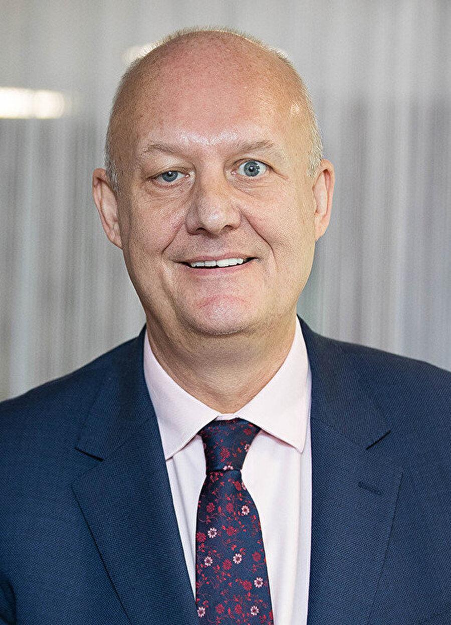 Care UK Başkanı Martin Green