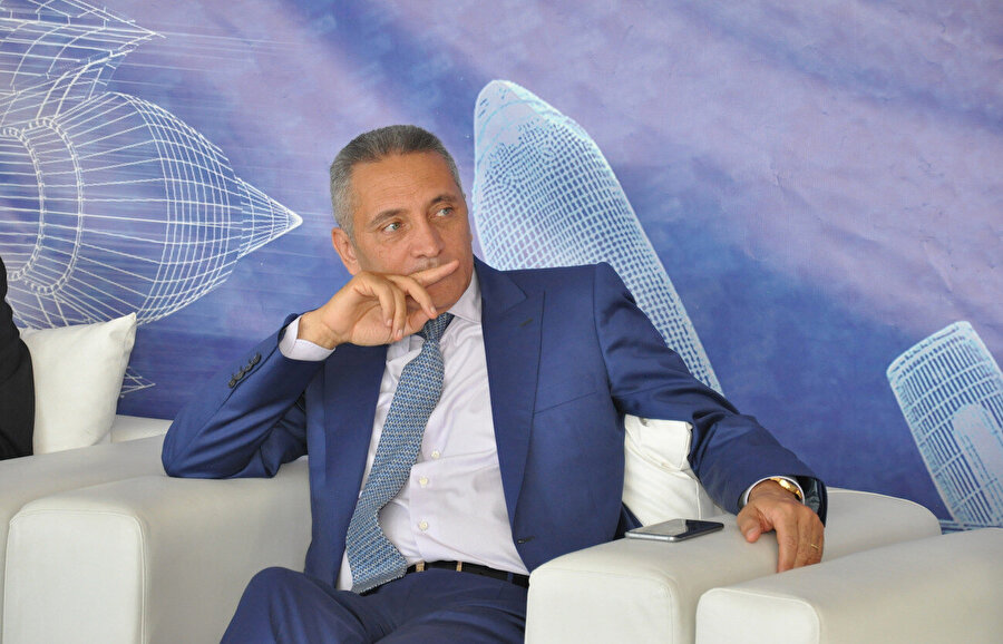 Fas Ticaret Bakanı Mulay Hafid el Alami.