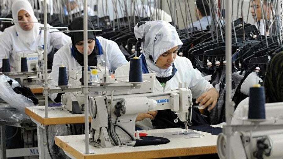 Türkiye'nin Fas'a tekstil ihracatının artmasıyla Fas'ta 44 bin kişinin işsiz kaldığı belirtiliyor.