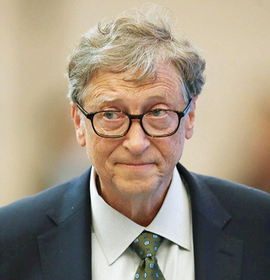 Bill Gates (Microsoft'un Yönetim Kurulu Başkanı)