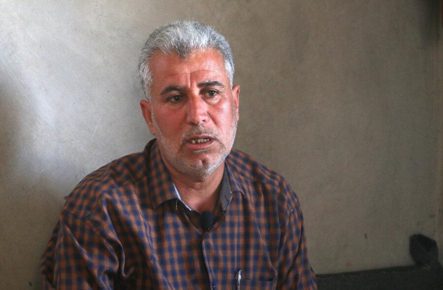 Esed rejiminin Rusya'nın Latamine ilçesine düzenlediği saldırılara tanık olan aktivist Mahmut Hamavi şahit olduklarını anlattı.
