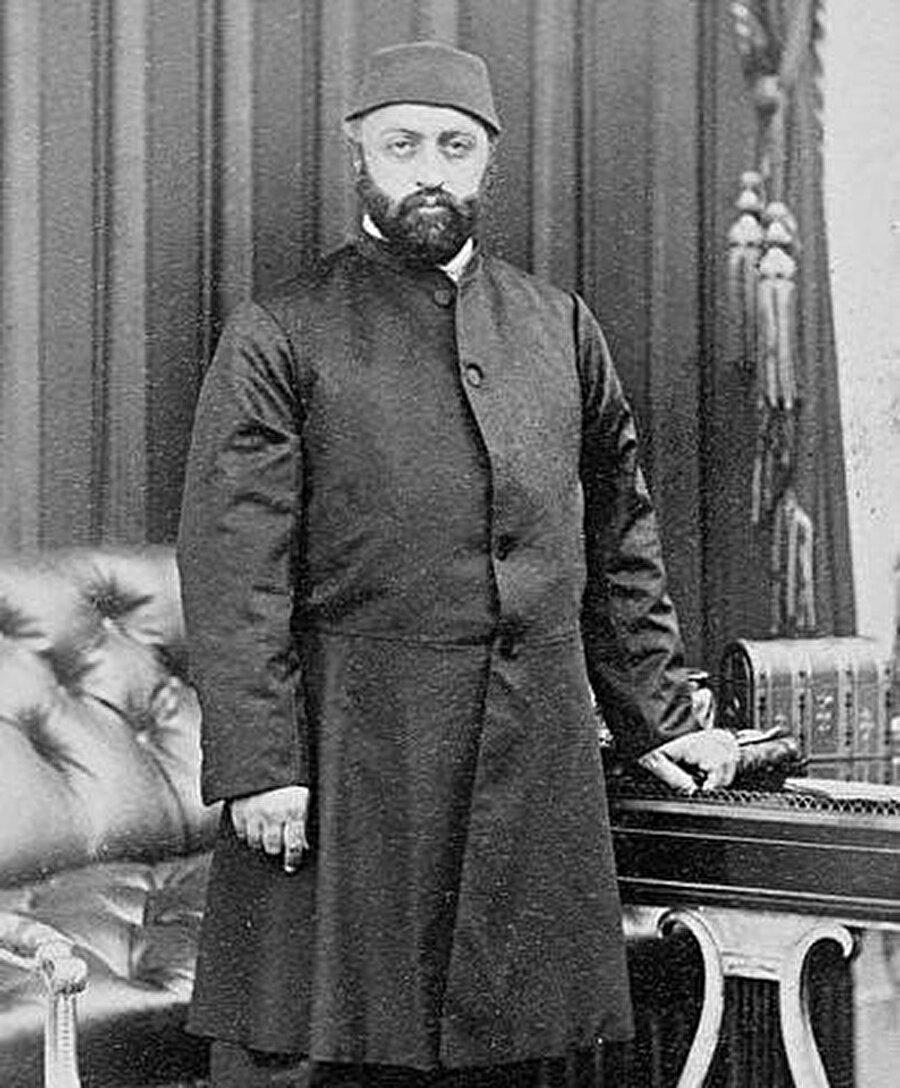 Ebubekir Efendi'nin Güney Afrika'ya gitme kararı 26 Mayıs 1862'de Sultan Abdülaziz tarafından onaylandı.