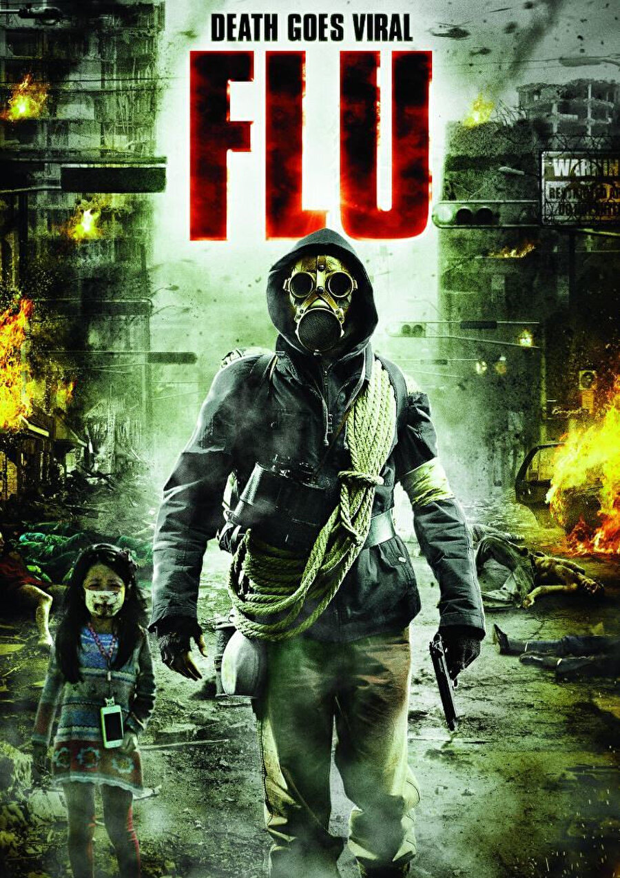 Flu filmi, bütün dünyayı etkisi altına alan korona virüsü salgını ile benzerlik gösteriyor.