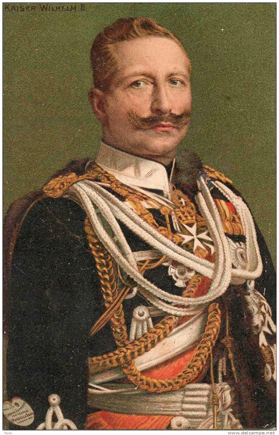 Kayser II. Wilhelm