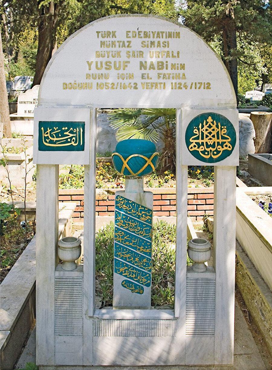 Urfalı Nabi'nin kabri