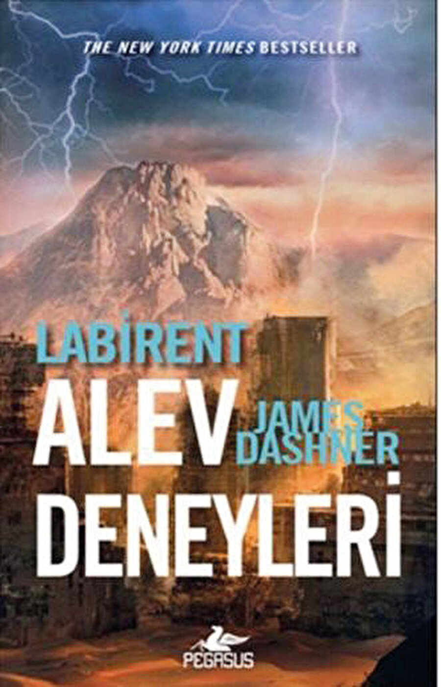James Dashner, Alev Deneyleri