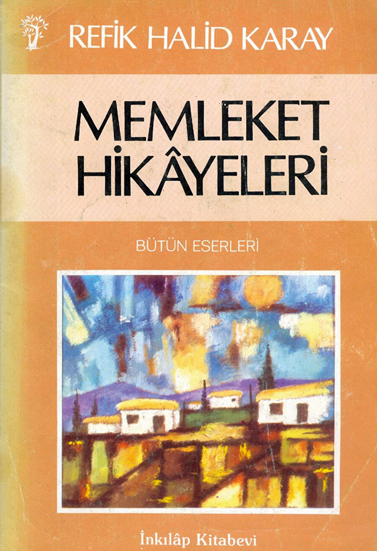 Tahtada yazılı isimlere, kitaplara baktım. Daha önce Memleket Hikâyeleri'ni okuduğum Refik Halid Karay'ın Sürgün adlı romanını defterime not ettim. Kitabı mutlaka almamız gerektiği için kütüphaneye hiç bakmadan kitapçılarda kitabı aramaya başladım.