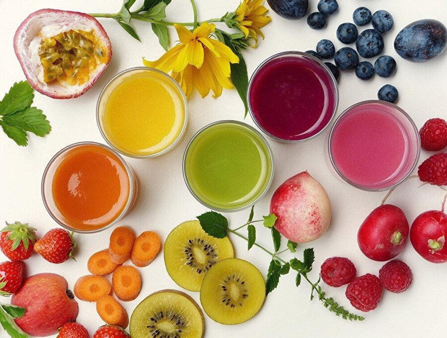 Meyve tüketimi de ayrıca önem arz ediyor.