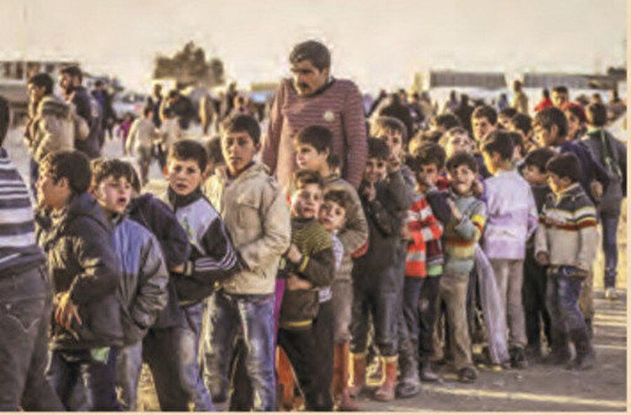 2012 yılının Nisan ayında Türkiye'ye gelen Suriyeli mülteci sayısı 24 bini buldu.