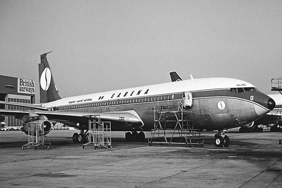 Kaçırılan, 571 sefer sayılı Sabena uçağında 94 yolcu bulunuyordu.