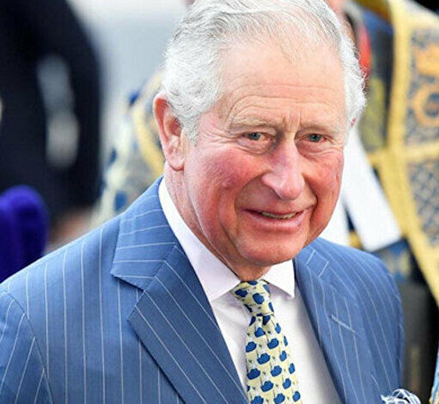 Galler Prensi Charles'ın koronavirüs testi pozitif çıktı.