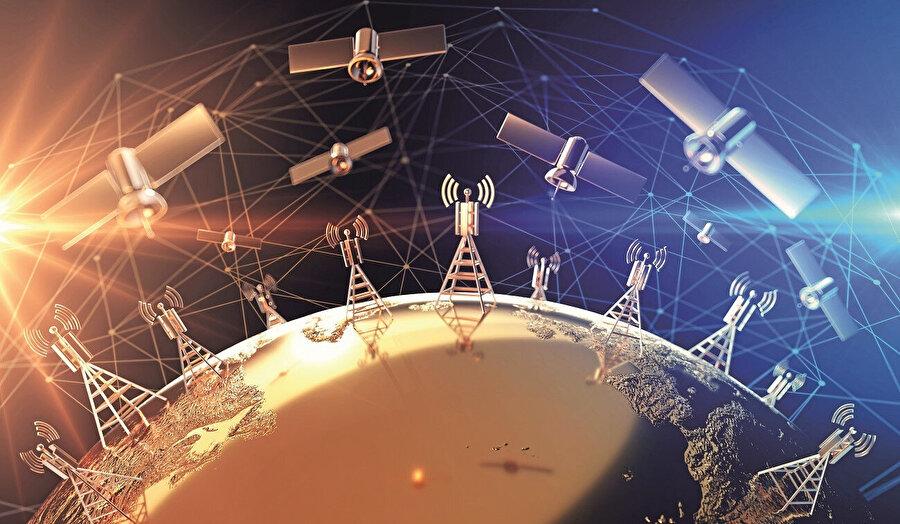 5G ve 6G için 20 bin alçak seviyeli yörünge uyduları dünyanın en ufak alanını bile radyasyona maruz bırakacak.
