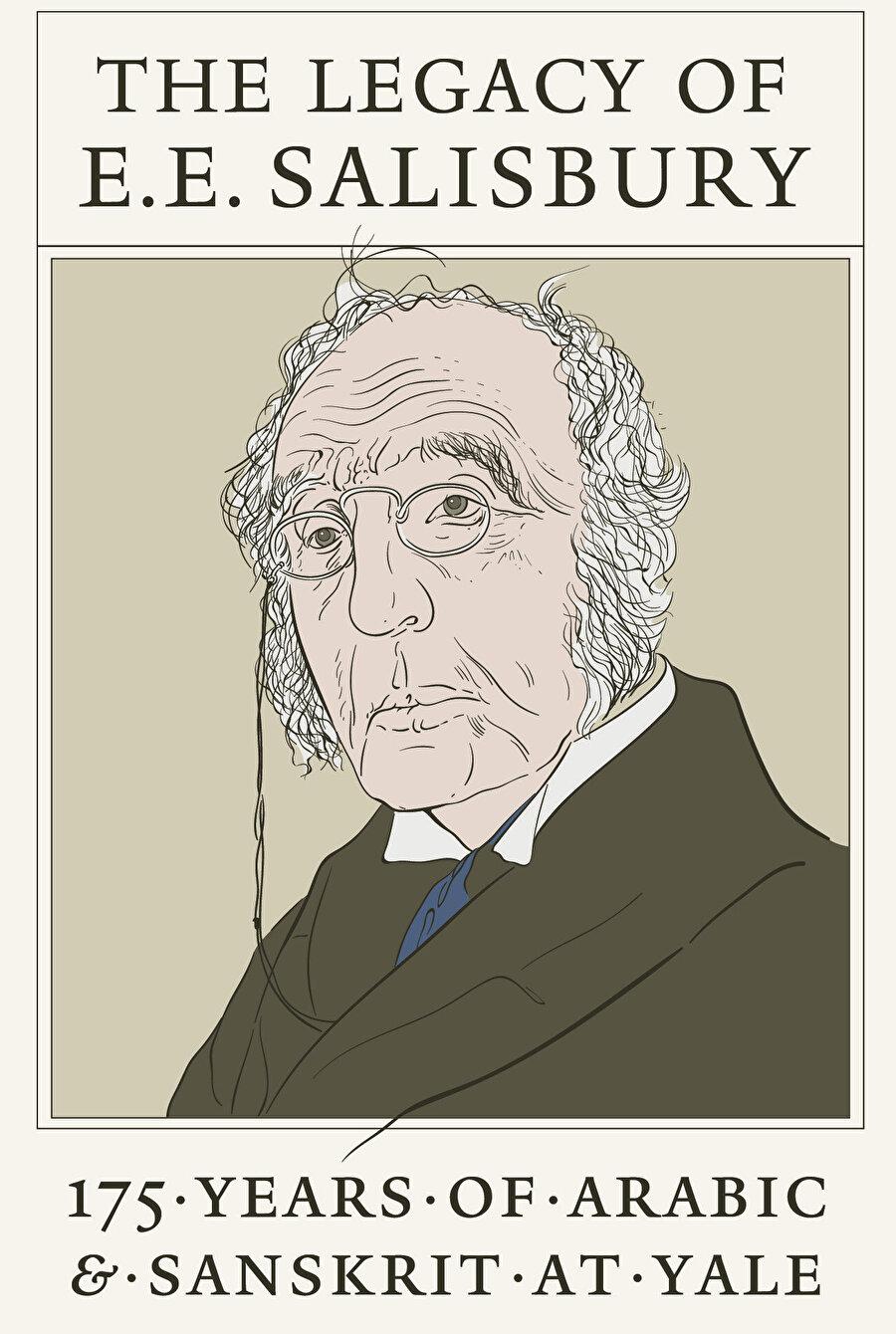 1841 yılında Yale Üniversitesi'nde ders vermeğe başlayan Salisbury, özellikle Avrupa seyahatleri sırasında müzayedelerden ve sahaflardan İslami yazma eserler toplayarak zengin bir yazma eser koleksiyonu oluşturmuş.