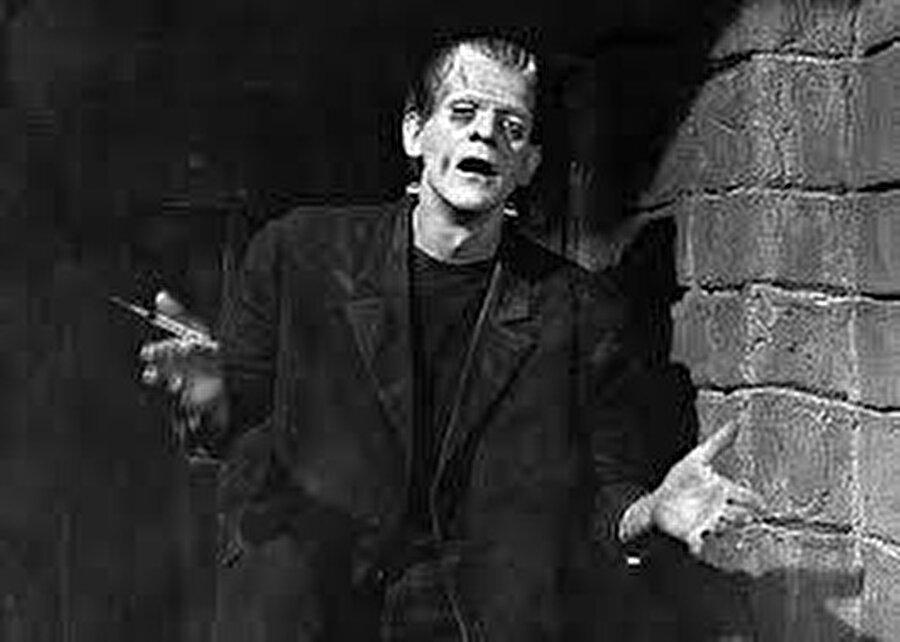 """Mary Shelley'nin Frankenstein ya da Modern Prometheus isimli kitabıdır. Yaratılış bahsini bir tutku hâline getiren bilim adamı Victor Frankenstein mezarlıklardan topladığı ceset parçaları ile simya ve elektriğin yardımıyla bir insan """"yaratmak"""" ister."""
