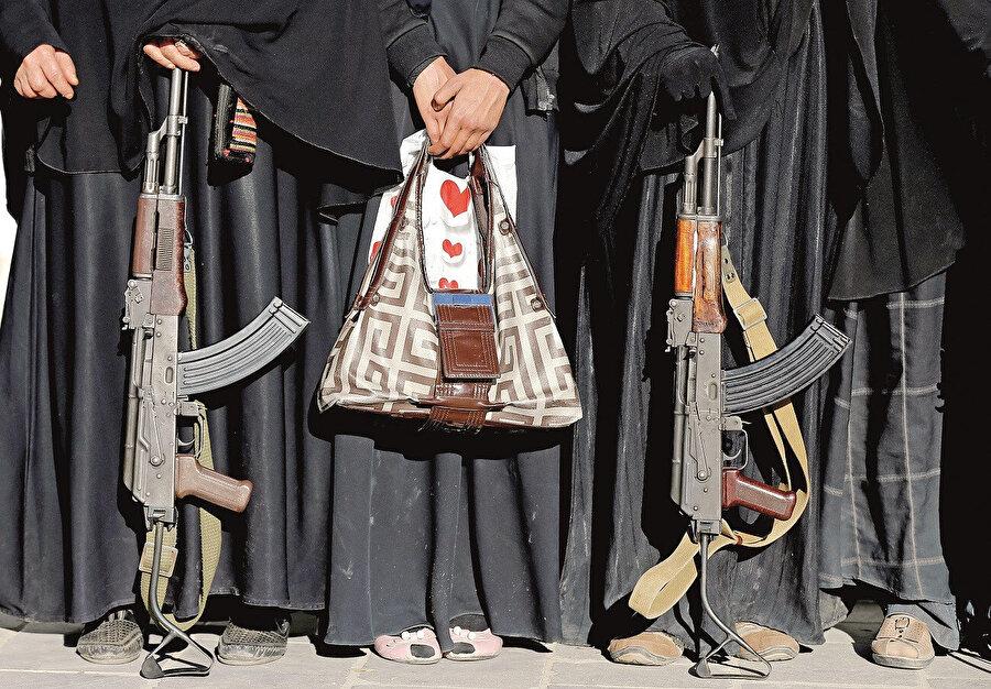 Yemen'de erkekler erişilemez haklara sahipken kadınlar ikinci sınıfa itilmiş durumda.