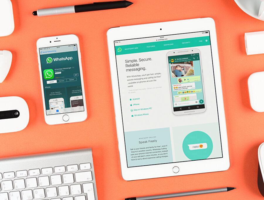 WhatsApp çıktığı ilk günden itibaren kabına sığmayan, durdurulamayan, upgradelere doymayan ve kullanıcısını her zaman şımartan, her kesimden ve her yaş grubundan insanın severek kullandığı bir uygulama olmuştur.