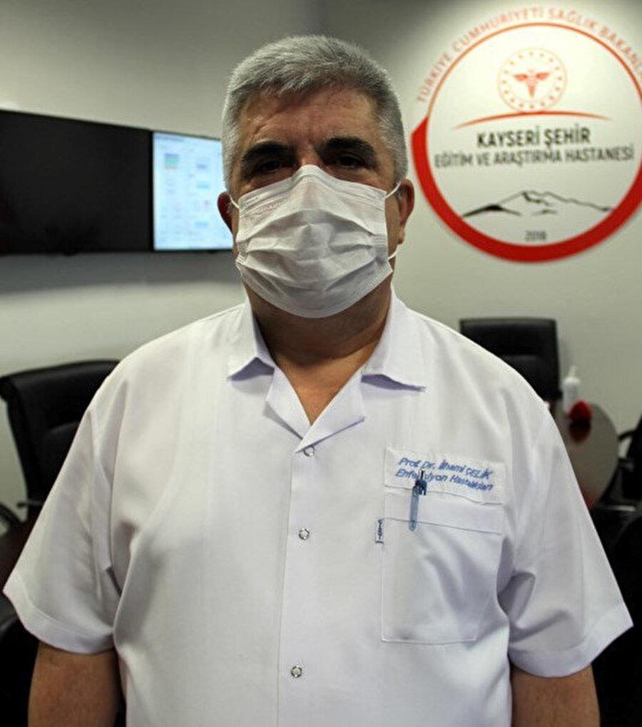 Bilim Kurulu Üyesi Prof. Dr. İlhami Çelik