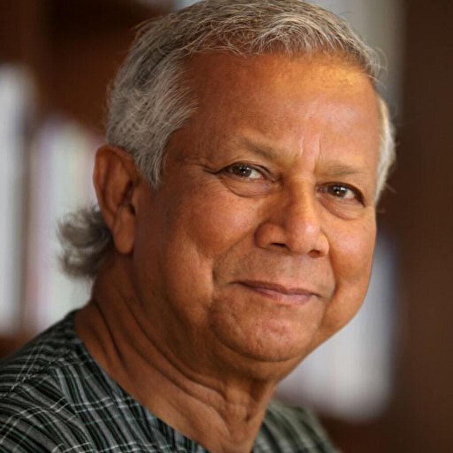 Nobel Barış Ödülü sahibi Muhammed Yunus da mektuba destek verdi