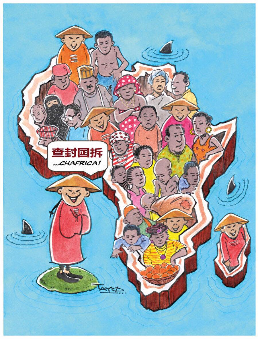 Pekin yönetimi 2009 itibariyle ABD ve Fransa'nın önüne geçerek Afrika kıtasının en büyük ticaret ortağı oldu.