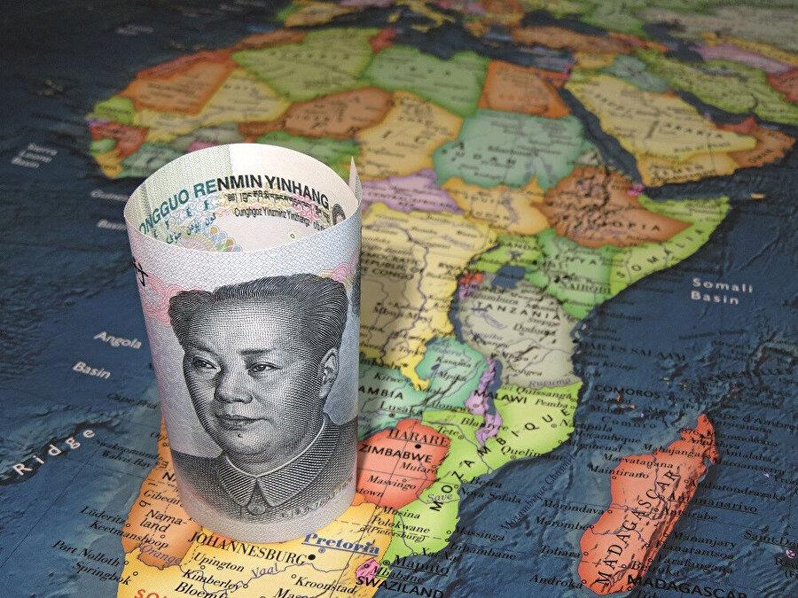 Aslında Çin, Afrika'nın kalkınması adına hiçbir çaba sarf etmiyor. Sadece kendi çıkarına bakıyor.