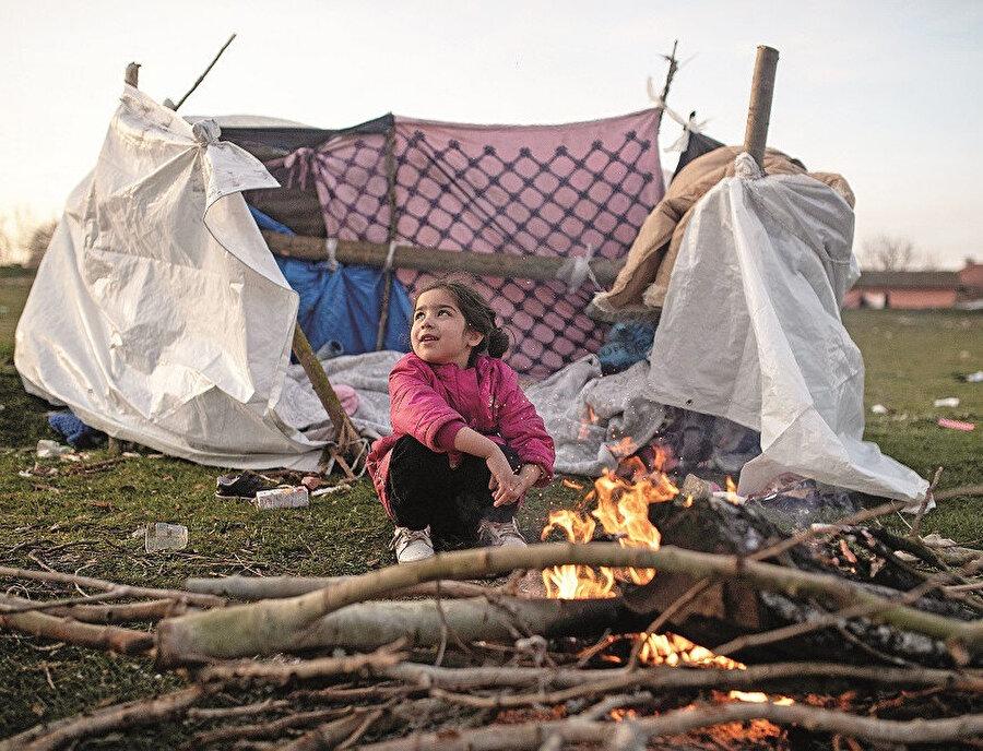 """Mülteci bir çocuk: """"İstesek kardeşçe yaşayabiliriz ama bizi rahat bırakmıyorlar"""""""