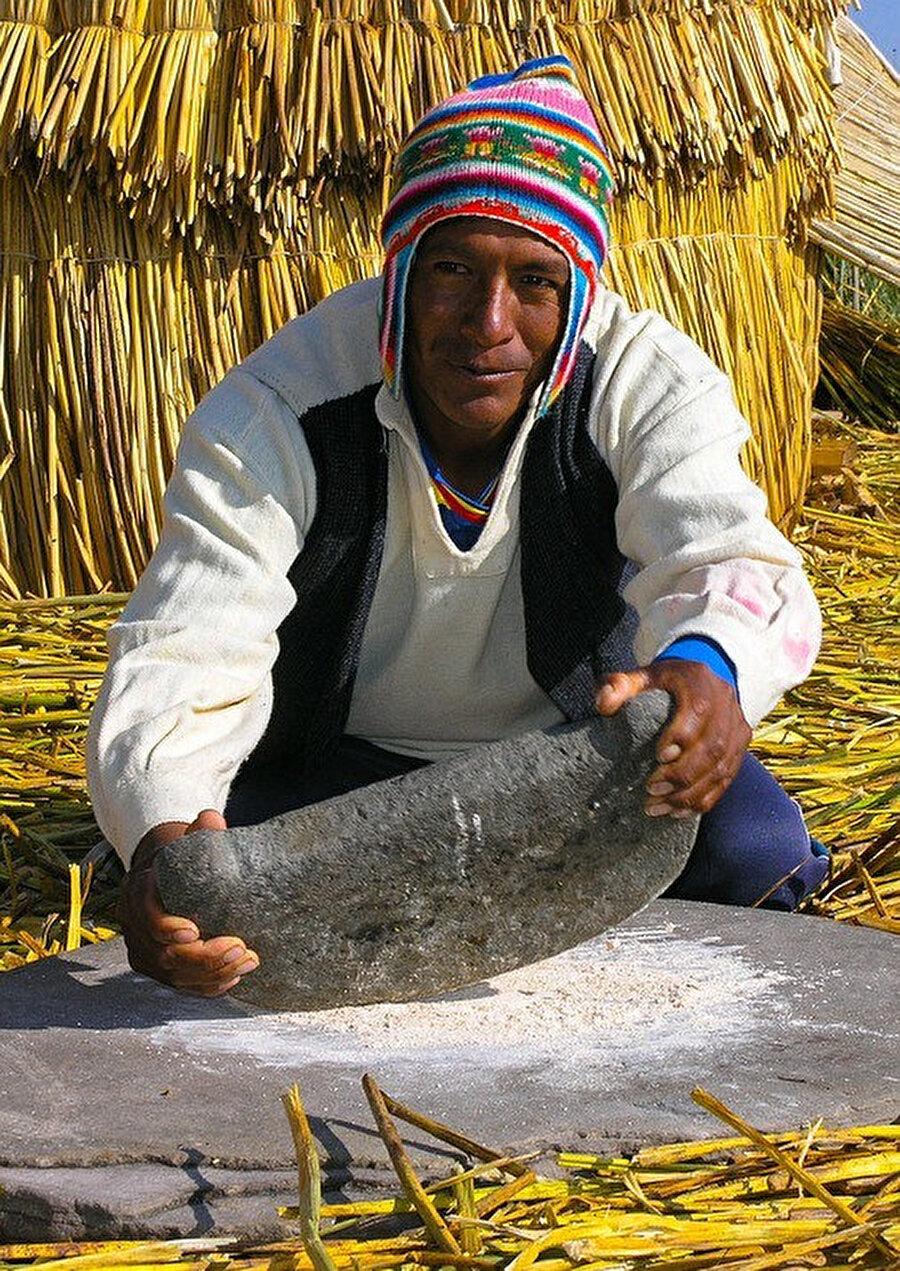 Çevresinde yaşayan halk için gölde yapılan balıkçılık önemli bir geçim kaynağıdır.