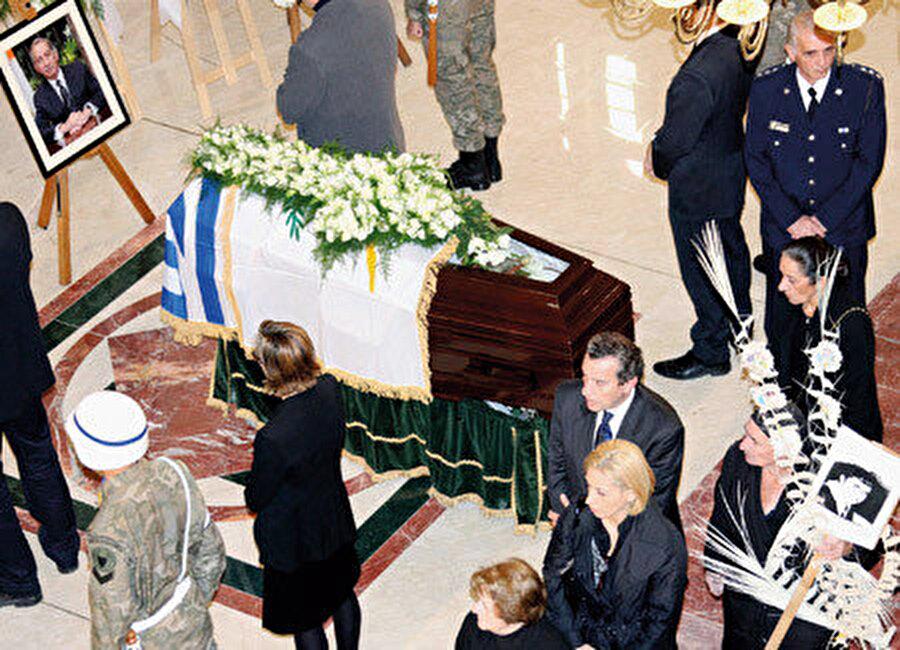 3 ay boyunca aranan ceset 9 Mart'ta bulundu.