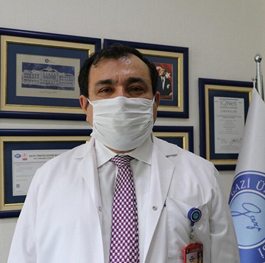 Bilim Kurulu Üyesi Prof. Dr. Ahmet Demircan