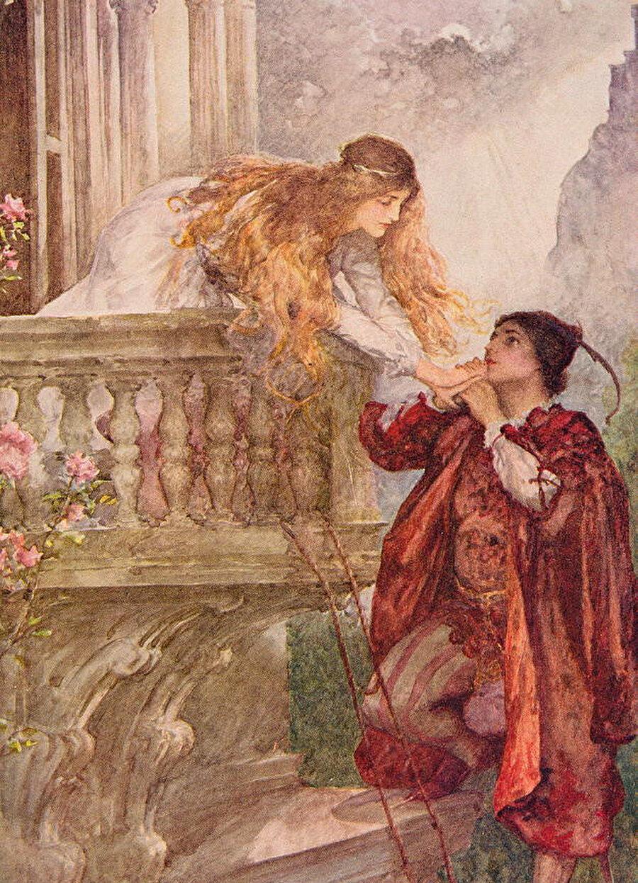 Romeo ve Jüliet'ten önce Avrupa anlatılarında kadının durumu neydi?