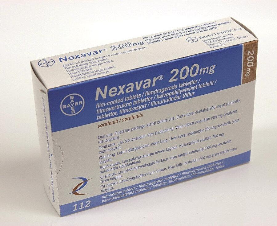 Nexavar kanser ilacı